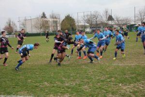 Les juniors de Savigny Rugby Sénart /pontault-combault se qualifient pour les phases finales du championnat de France PHLIPONEAU