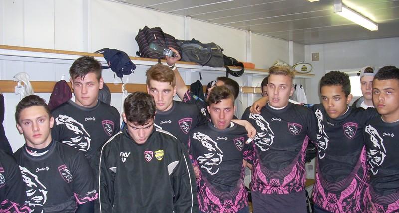 32e de finale phliponeau savigny rugby senart